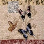 Butterfly Throw Blankets