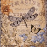 dragonfly-throw-blankets